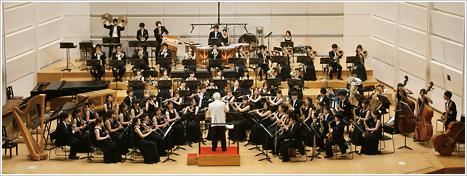 洗足学園音楽大学ホワイト・タイ ウインド・アンサンブル
